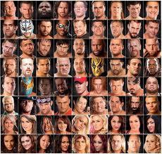 all current wwe superstars