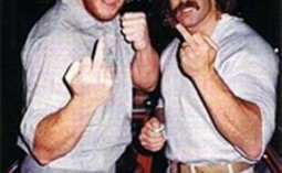 Mark Calloway and Scott Hall Think You Are Number One