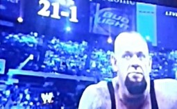 The Undertaker 21-1