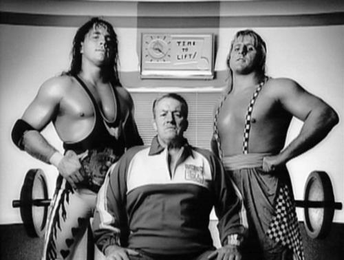 Owen Hart And Bret Hart Owen hart and .