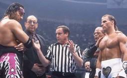 Wrestlemania 12 Main Event The Iron Man Match