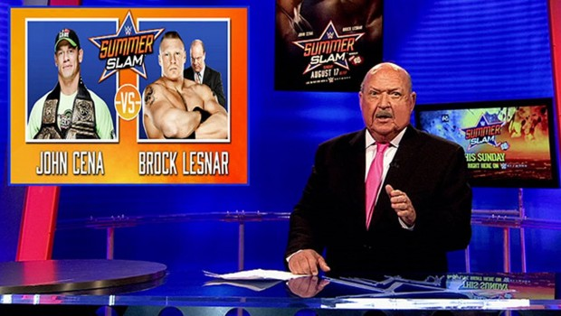 SummerSlam 2014 Retro Report With Mean Gene Okerlund