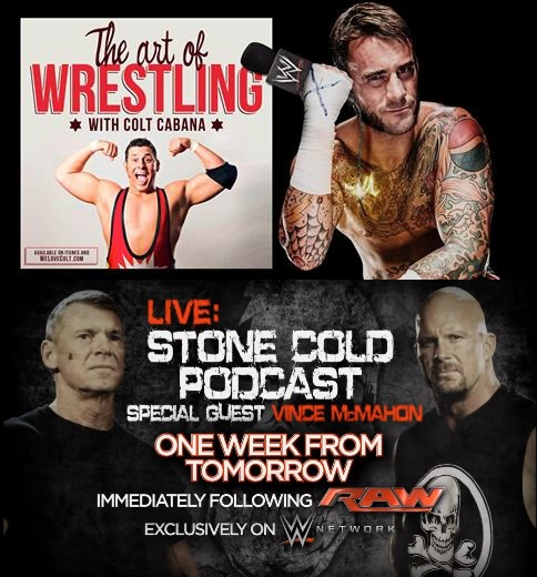 Other Wrestling Podcasts Almost As Good As Ours!