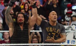 The Rock wonders why you hate his cousin at the Royal Rumble 2015
