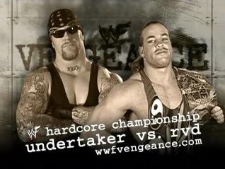 Hardcore Title Match