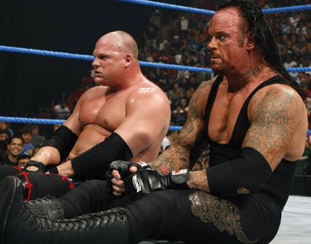 Kane Undertaker Sit Up
