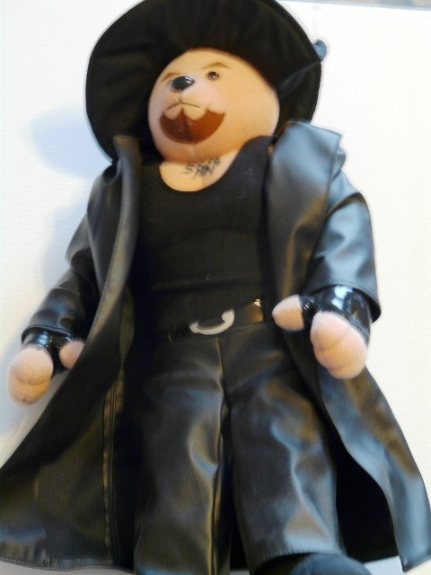 Taker Teddy