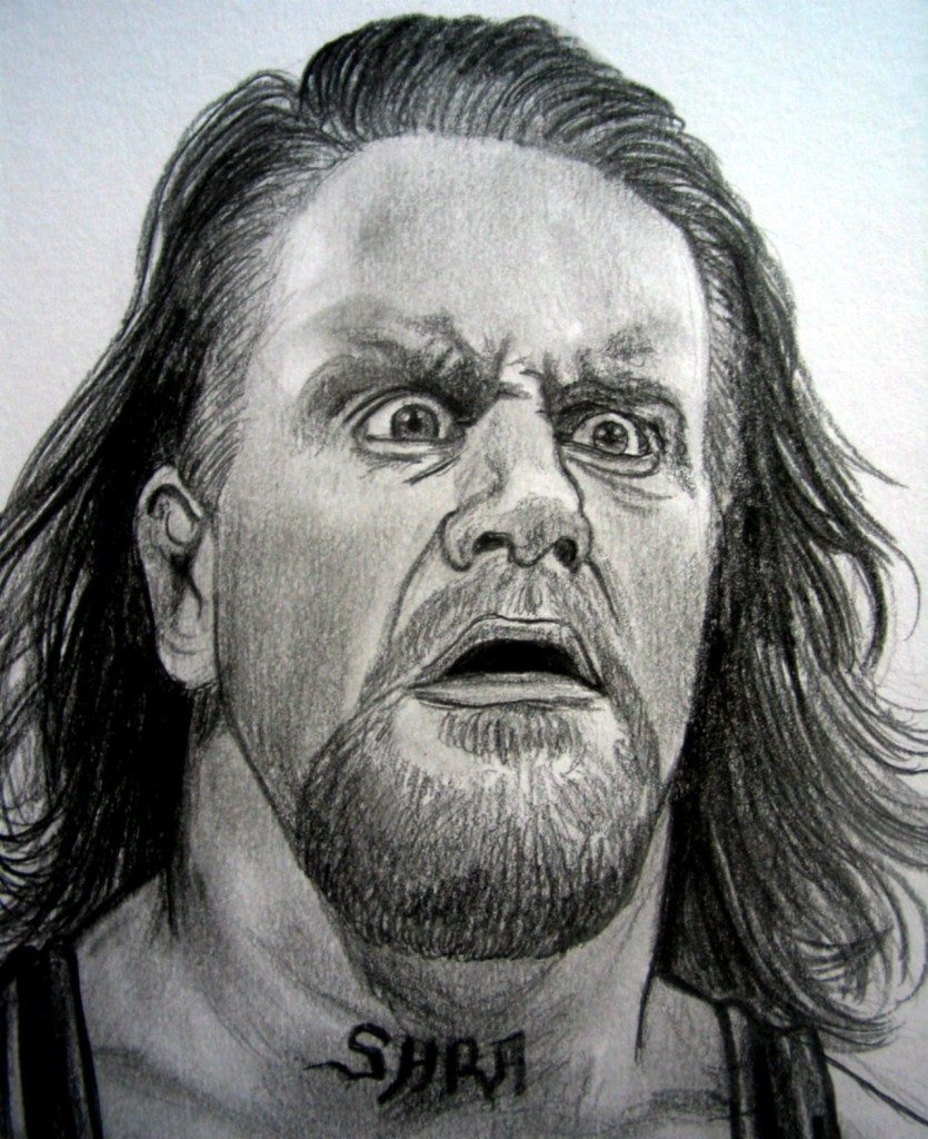 WWE_Undertaker_by_VinceArt