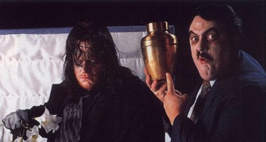 It wasn't long before Paul Bearer joined The Undertaker as his manager, cementing the act as one of the best in the business.