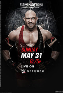 Elimination Chamber 2015 Poster