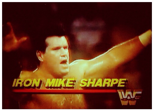 "Rest In Peace ""Iron"" Mike Sharpe"