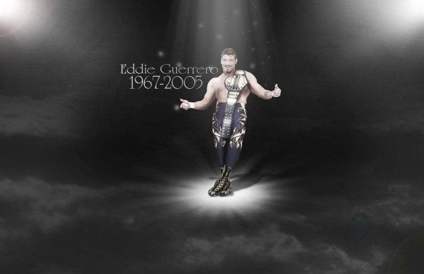 The wrestling world needs another Eddie Guerrero.