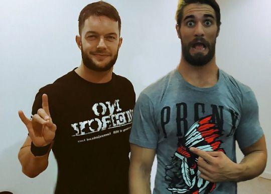 Finn Balor vs Seth Rollins at Summerslam