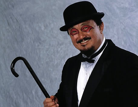 Rest In Peace Mr Fuji. Thanks for the wrestling memories