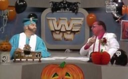 When Wrestling Wasn't Scary