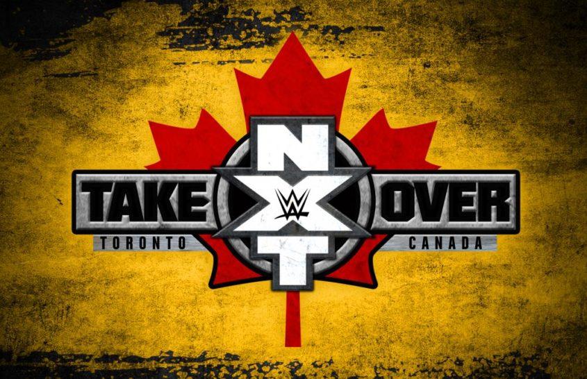 NXT Takeover Toronto November 19, 2016