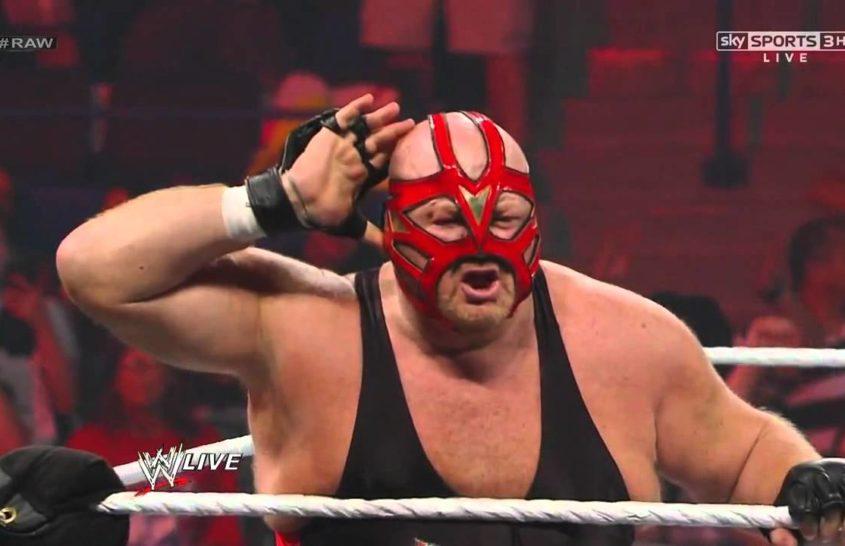 It's Time, it's time, it's time to put Vader in the WWE Hall of Fame